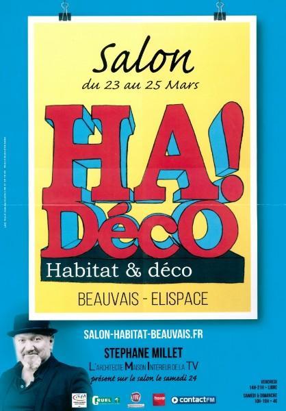 Salon de l'habitat de Beauvais dans l'oise (60)