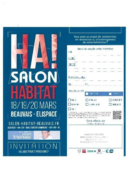 Salon de l'habitat de Beauvais 2016