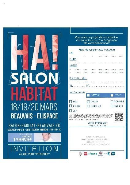Salon de l'habitat de Beauvais 2016