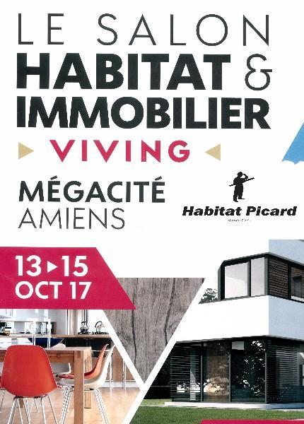Salon de l'habitat d'Amiens