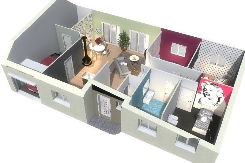 Hp3 cat construction maison somme picardie - Salon habitat beauvais ...