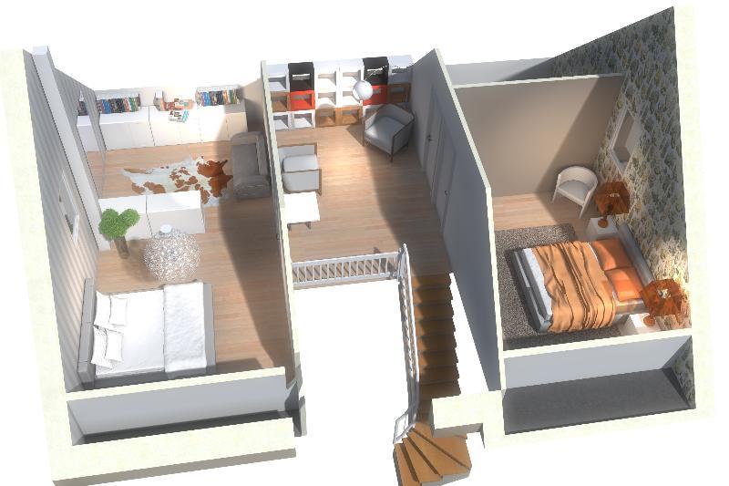 Hp7 cat construction maison somme picardie - Salon habitat beauvais ...