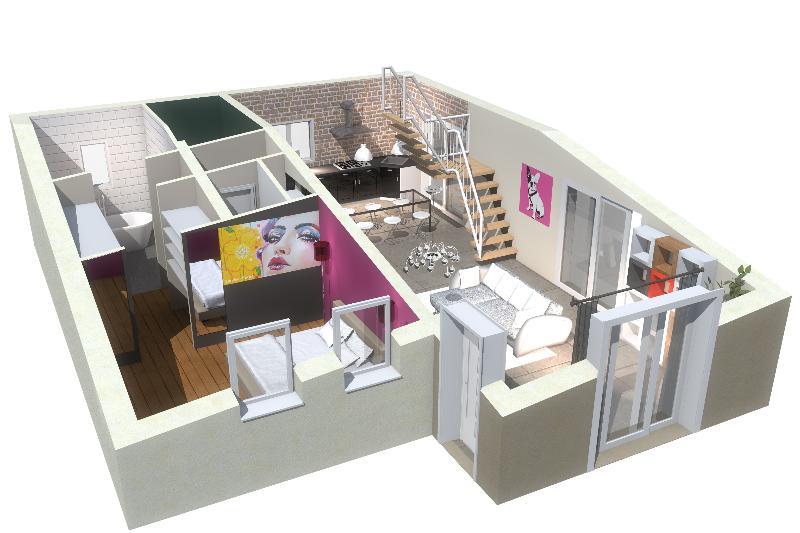 Hp10 cat construction maison somme picardie - Salon habitat beauvais ...