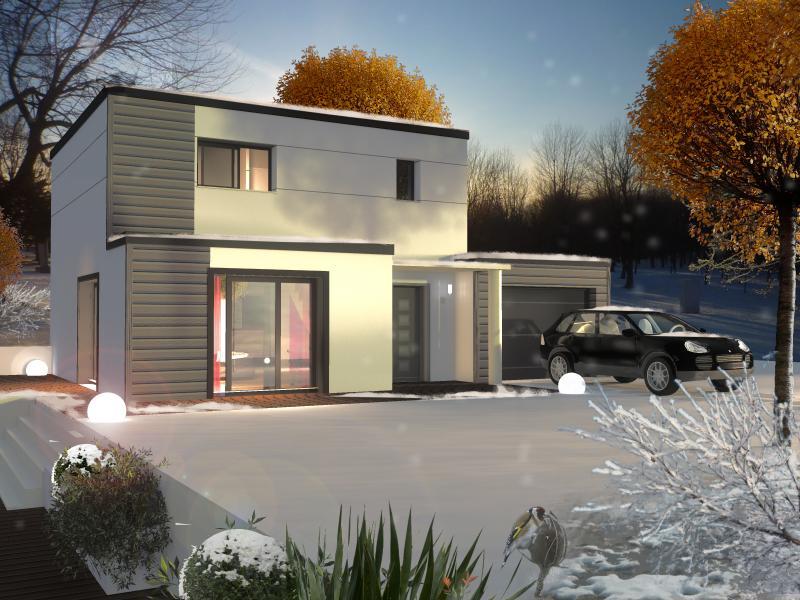 Hp12 perso construction maison somme picardie - Salon habitat beauvais ...