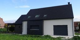 Construction HABITAT PICARD à Fouilloy (80)