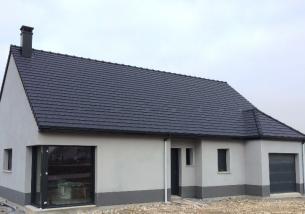 Construction HABITAT PICARD plain pied à Thézy Glimont (80)