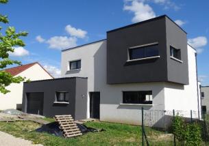 Construction HABITAT PICARD cubique à Amiens