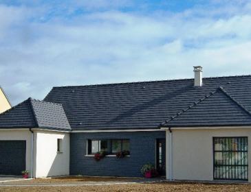 Construction HABITAT PICARD plain pied à Hangest en Santerre (80)