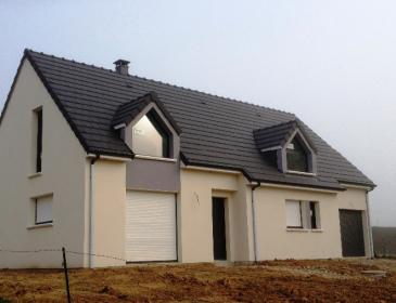 Construction HABITAT PICARD à Prouzel (80)