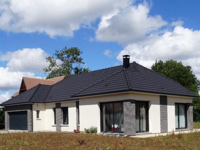 Construction HABITAT PICARD plain pied à Vignacourt (80)